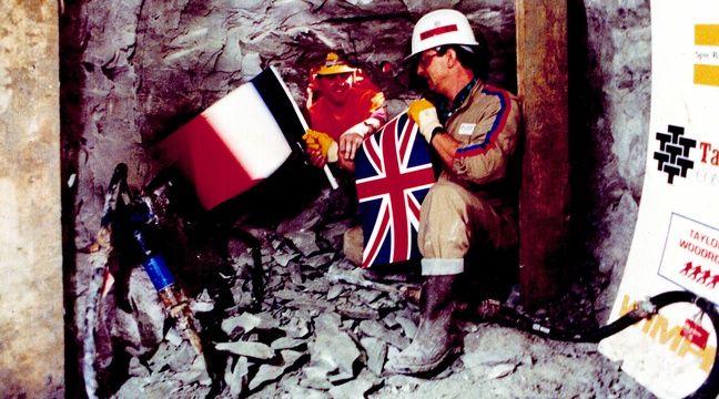 Tunnel sous la Manche: Trente ans après la jonction historique, le Brexit offre un nouveau défi à Eurotunnel