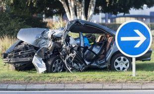 248 personnes sont mortes sur les routes en mai. (illustration)