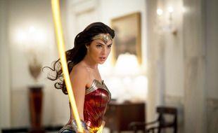 L'actrice Gal Gadot dans «Wonder Woman 1984»