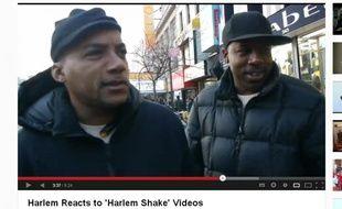 Les habitants d'Harlem réagissent au Harlem Shake