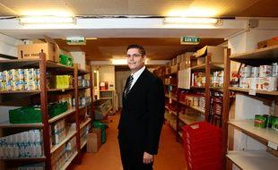 Julien Ruas a été adjoint au maire  chargé de la prévention et la gestion des risques