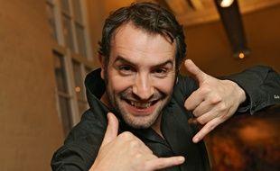 L'acteur français Jean Dujardin.