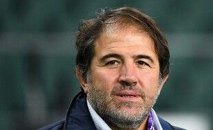 Serge Simon, vice-président de la FFR.