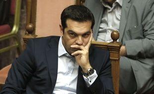 Alexis Tsipras, le 25 juin 2015