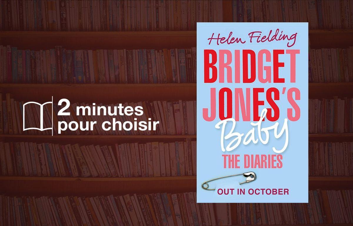 «Bridget Jones Baby - Le Journal» par Helen Fielding chez Albin Michel (250 p., 19,90€). – Albin Michel/20 Minutes