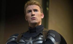 Chris Evans dans «Captain America: Le Soldat de l'hiver».