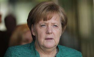 a0cfabd7cc2 Le parti de centre droit d Angela Merkel et son partenaire social-démocrate  au