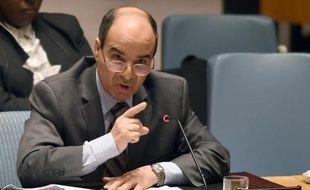 L'ambassadeur de Libye aux Nations Unies Ibrahim Dabbashi, le 4 mars 2015 à New York