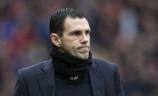 Gustavo Poyet, le coach de Bordeaux, a été reçu par ses dirigeants en vue d'un licenciement, le 24 août 2018.