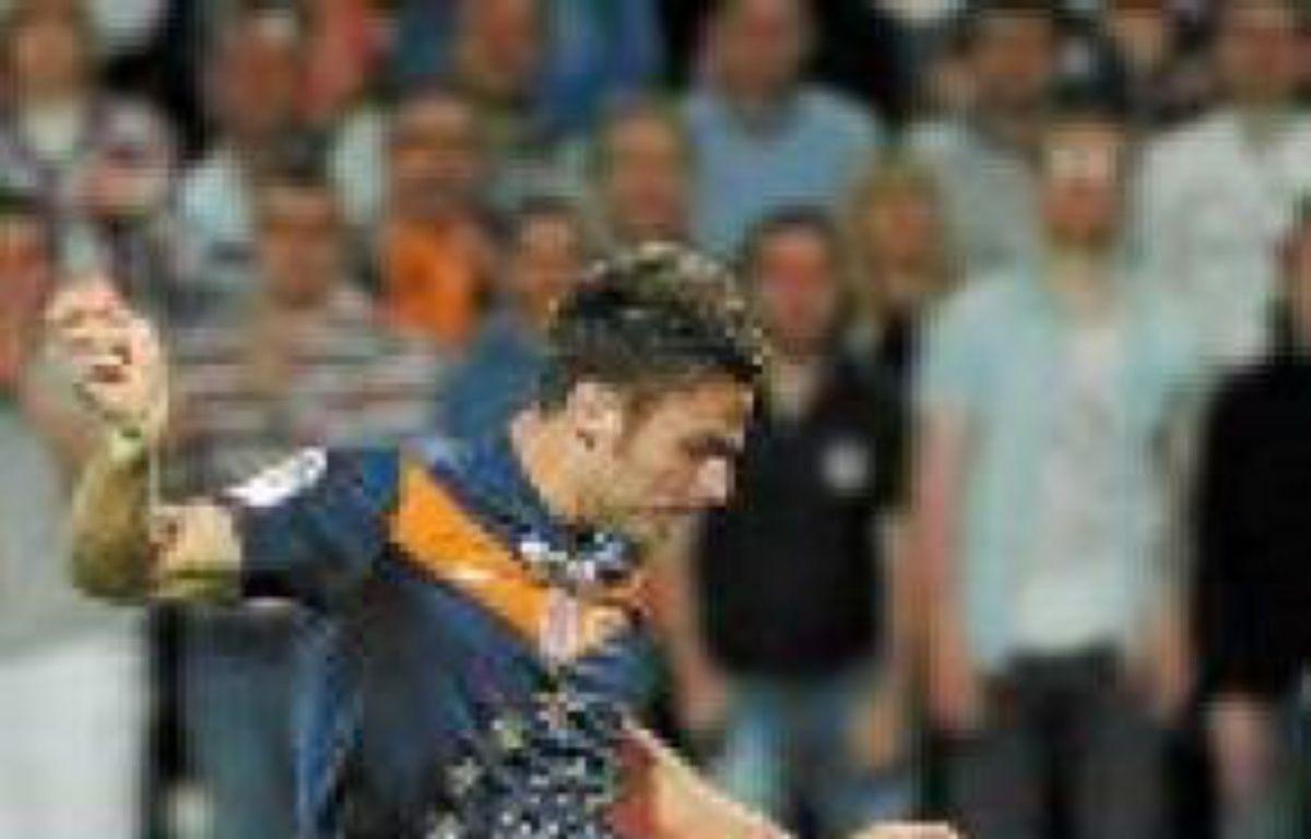 Giroud n'est plus montpelliérain... –  DAMOURETTE / SIPA;