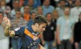 Giroud n'est plus montpelliérain...