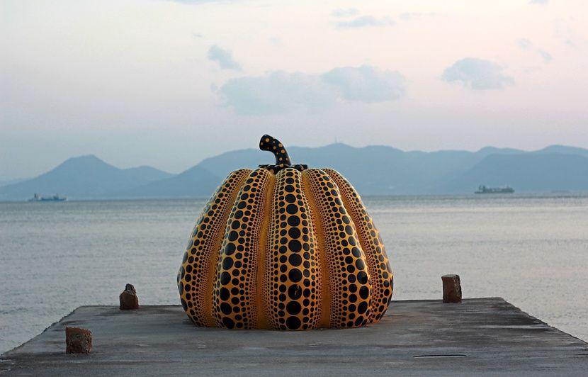 Naoshima, l'île du Japon devenue une œuvre d'art