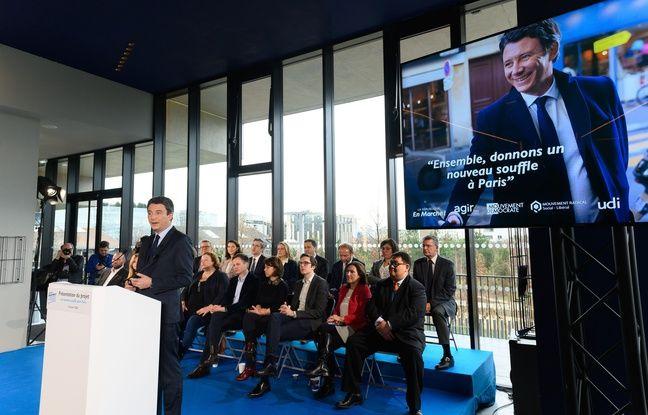 Municipales 2020 à Paris: Benjamin Griveaux assume être un candidat «ras du bitume» et du «en même temps»