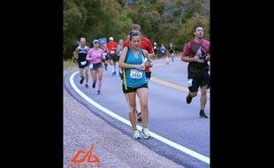 Une Américaine a tiré son lait en courant un marathon.