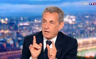Affaire des écoutes: Au JT de TF1, Nicolas Sarkozy se refuse à parler de «justice politique» mais dénonce une «injustice profonde»