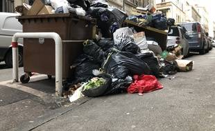 Un blocage de deux dépôts perturbe le ramassage des poubelles à Marseille
