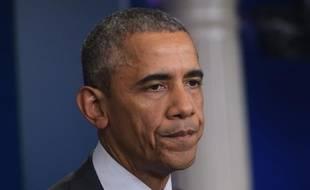 Obama a comparé le nombre de personnes tuées dans des attaques terroristes au cours de la décennie écoulée aux Etats-Unis au nombre de personnes tuées par la violence par armes