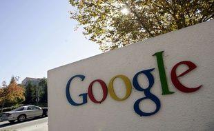 Le siège de Google en Californie
