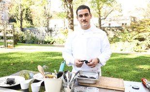 Arnaud, candidat de la saison 12 de « Top Chef »