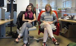 Morgane Merteuil et Sophie Péchaud sur le projet de loi de pénalisation des clients