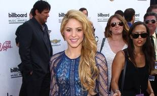Shakira aux Billboard Awards