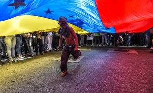 Des manifestants à Caracas, le 27 juin 2017