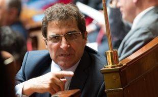Christian Jacob est président du groupe LR à l'Assemblée nationale depuis 2010.