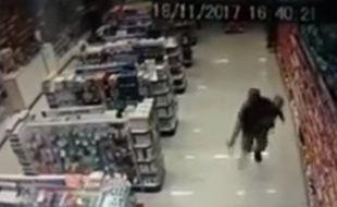 Un policier brésilien, qui n'était pas en service, s'est servi de son arme lors d'une fusillade dans une pharmacie