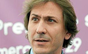 Jérôme Guedj, président socialiste du conseil général de l'Essonne.