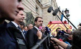 Christophe Castaner sera auditionné mardi par la commission parlementaire au renseignement sur les « dysfonctionnements » qui ont mené à la tuerie de la préfecture de police de Paris.