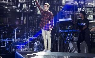 Justin Bieber à Madrid, le 23 novembre 2016.