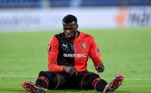 L'attaquant sénégalais Mbaye Niang évoluera dans le championnat d'Arabie Saoudite pendant six mois au moins.
