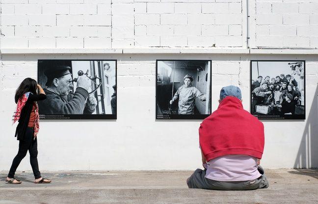 Le festival photo de la Gacilly, ici en 2016, a attiré 385.000 visiteurs en quatre mois.