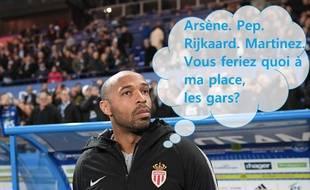 Thierry Henry et ses influences