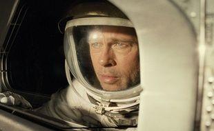 Brad Pitt dans le nouveau film de James Gray, «Ad Astra».