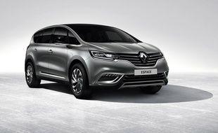 Le nouveau Renault Espace