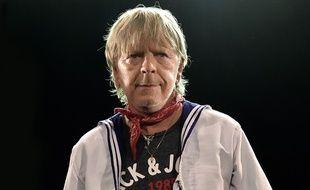 Le chanteur Renaud au Trianon en juin 2016.