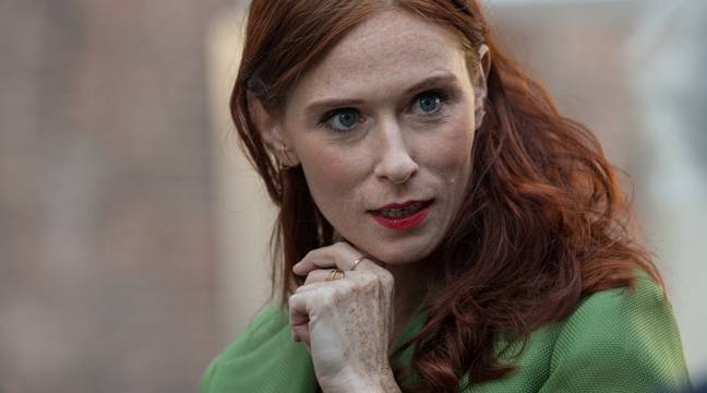 Audrey Fleurot révèle sa théorie sur la deuxième saison de la série de TF1 « Mensonges »