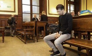 Mohamed Abdeslam, le 10 septembre 2018 devant la justice belge.