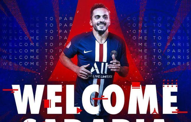 Mercato PSG: Paris officialise l'arrivée de Pablo Sarabia, première recrue estivale