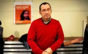 Le père d'Estelle Mouzin, en janvier 2012.