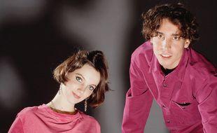 Vickie Chérie et Leo Bear Creek, alias The Pirouettes.