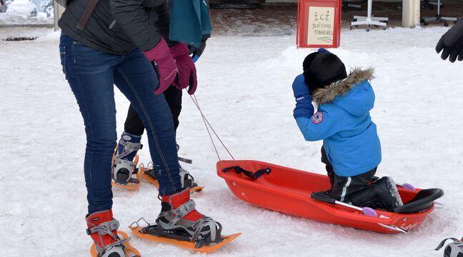 Comment les petites stations de ski de l'Ain gèrent l'afflux de visiteurs