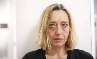 La romancière Virginie Despentes.