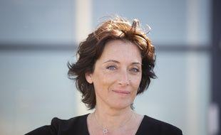 La comédienne Delphine Serina incarnait l'une des héroïnes de la série « Un si grand soleil ».