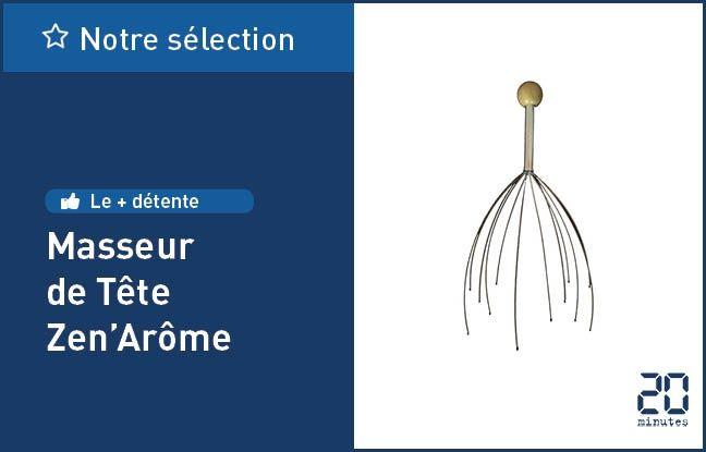 bbb2334e7cdae Masseur de Tête Zen Arôme   le plus détente