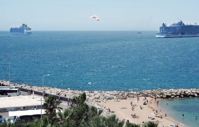 Côte d'Azur: Comment rendre la croisière (un peu) plus verte?