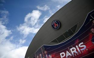 Le Parc des Princes, à Paris.