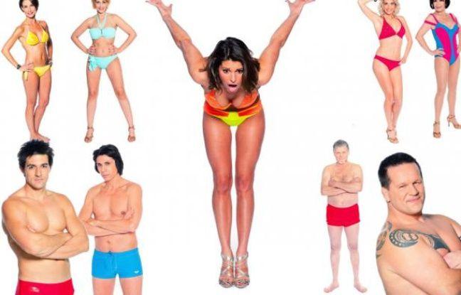 """""""Splash, le grand plongeon"""" commence ce vendredi 8 février sur TF1."""
