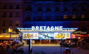 Le cinéma Bretagne à Montparnasse